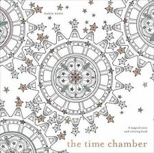Time Adult Coloring Bks.: The Time Chamber : A Magical Story and Coloring Book …