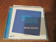 Novas Bossas by Milton Nascimento (CD, Jun-2008, Blue Note)