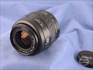 Minolta / Sony Alpha AF Autofocus 35-70mm f3.5-4.5 Zoom Lens - EXC - 785