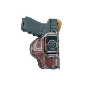 GUN-HOLSTER-FOR-GLOCK-26-27-33-IWB-LEATHER-HOLSTER-CONCEAL-CARRY