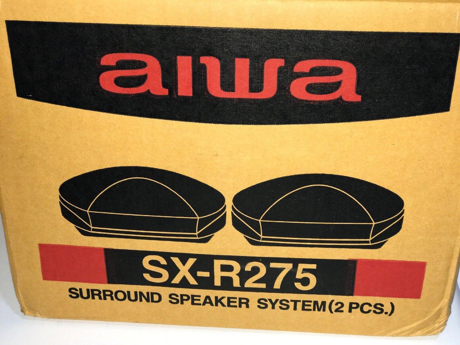 Aiwa Sx-r275 In The Box