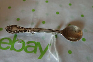 Miniature-Sterling-SIlver-Salt-Spoon-Pin-Vintage-Jewelry-Vintage