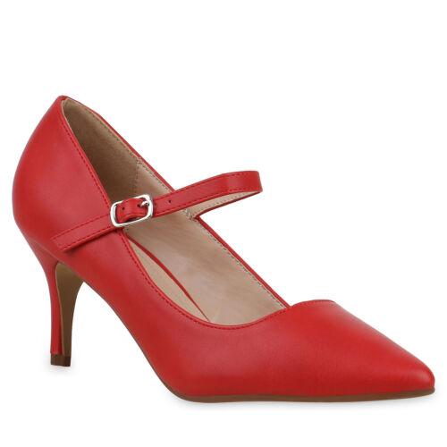 Damen Abiball Mary Janes Spitze Pumps Stiletto Abendschuhe Party 825090 Schuhe