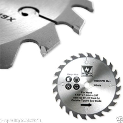 """4 3//8/"""" INCH SMALL FINE CARBIDE TIP TIPPED CIRCULAR POWER SAW BLADE FOR MAKITA"""