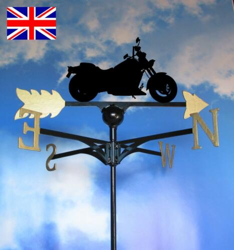Large High Quality British Made Harley Davidson Weathervane.(81-)
