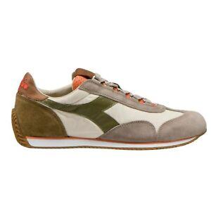 DIADORA HERITAGE Scarpe da Uomo Sneakers Equipe Ita Camoscio