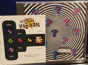 Insane Clown Posse - Bizaar CD 1st Press w/ Puzzle ICP twiztid esham dark lotus