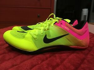 d08127bb5534 Nike JA FLY 2 Sprint Running Shoes 705373 999 MEN Size 12 No Spikes ...