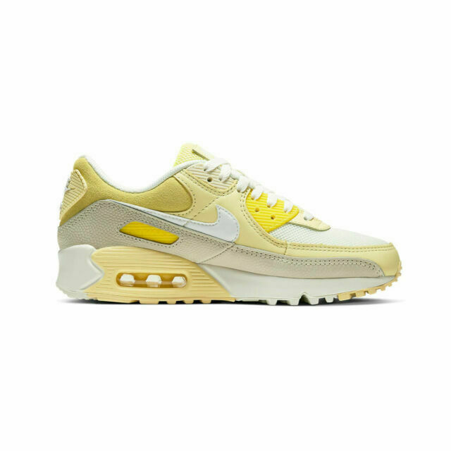 Size 7 - Nike Air Max 90 Yellow