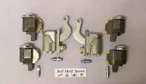 Morris-Minor-Cylindre-De-Frein-Kit-6-x-Bouteilles-de-53-71-GWC110-111-1114