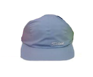 New Titleist Women s Pink Ribbon Adjustable Light Blue Mesh Hat Cap ... 37b9eb207e
