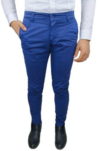 Men/'s Trousers Alessandro Gilles Blue Light Slim Fit Jeans Denim Tag 44 46 48 50