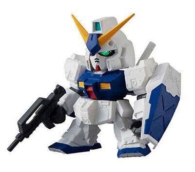 Bandai SD Gundam Senshi Forte 10 Gashapon Figure Kampfer NT-1 Zaku II set 5 pcs