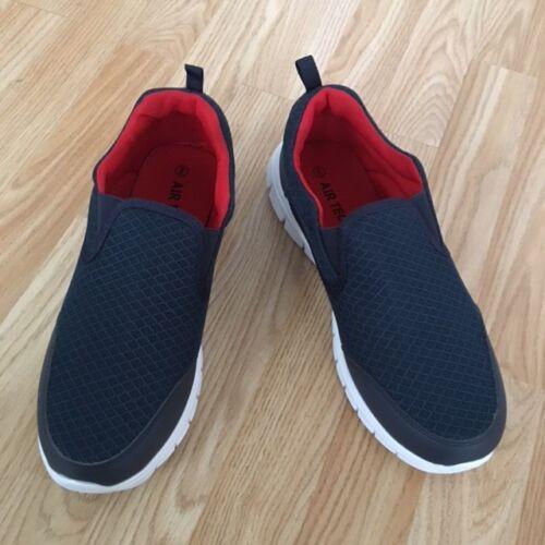 absorber orthopédique marine chaussure formateur taille choc lumière rétro la choc Mens de rétro x4OS64