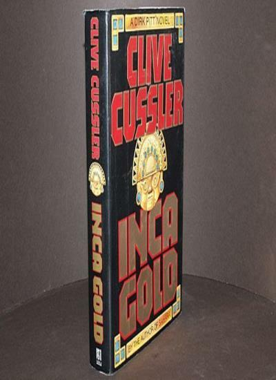 Inca Gold By Clive Cussler. 9780002244756