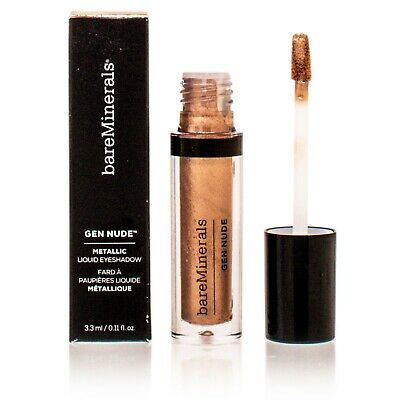 BareMinerals Gen Nude Metallic Liquid Eyeshadow Golden