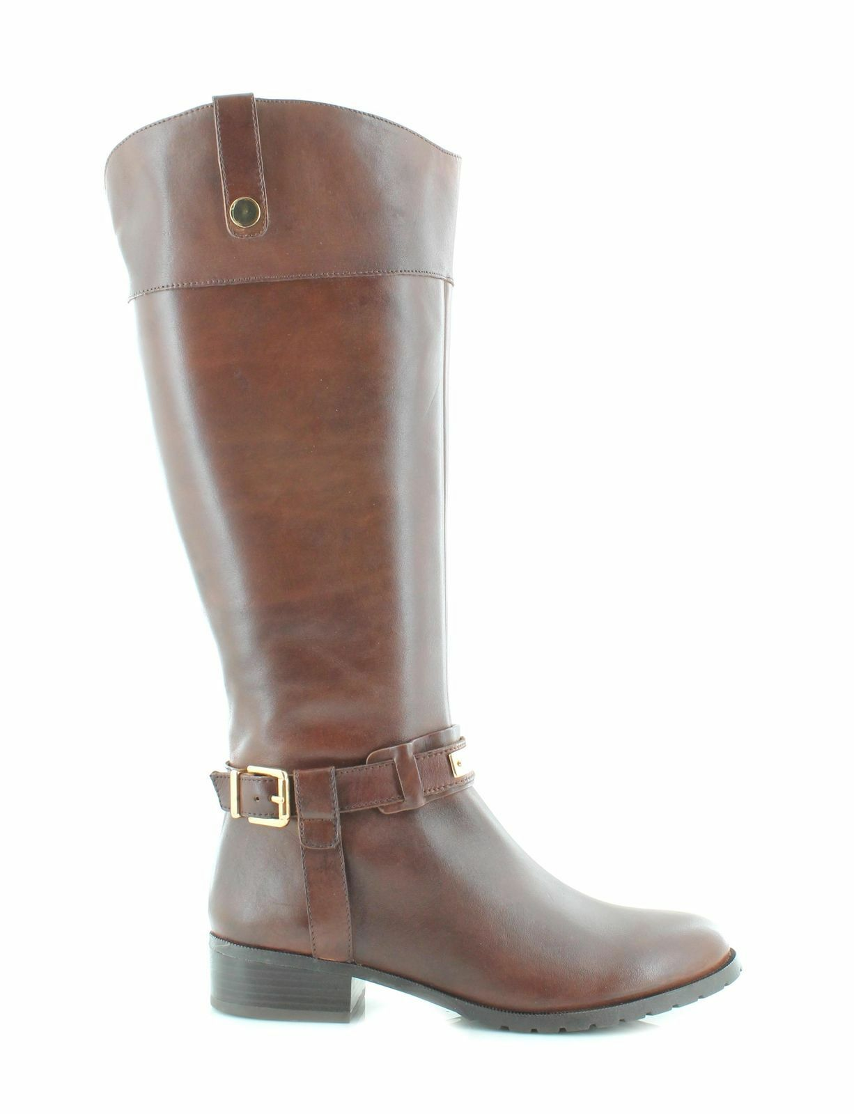 INC Fabbaa Women's Boots Cappuccino Wide Calf Size 5M or or or 5.5M MRSP  190 a79c33