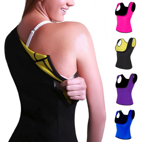 Women/'s Gym Compression Base Layer Thermal Under Shirt Tank Tops Sports Vest