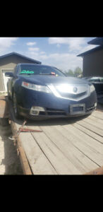 2010 Acura TL Sh-AWD 3.7
