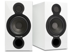 Cambridge Audio Aeromax 2 Stand Mount Speakers (White)