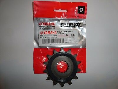 New Front Sprocket 12 12T Tooth Yamaha YFZ 450 2004–2013 Raptor 660 2001-2005