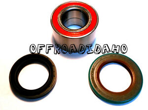 Can-Am Bombardier Traxter 500 2002-2005 Front Wheel Bearings And Seals