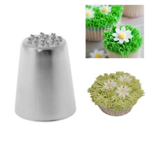 1PC Icing Piping Nozzle Grass Style Cake Decorating Tip ...
