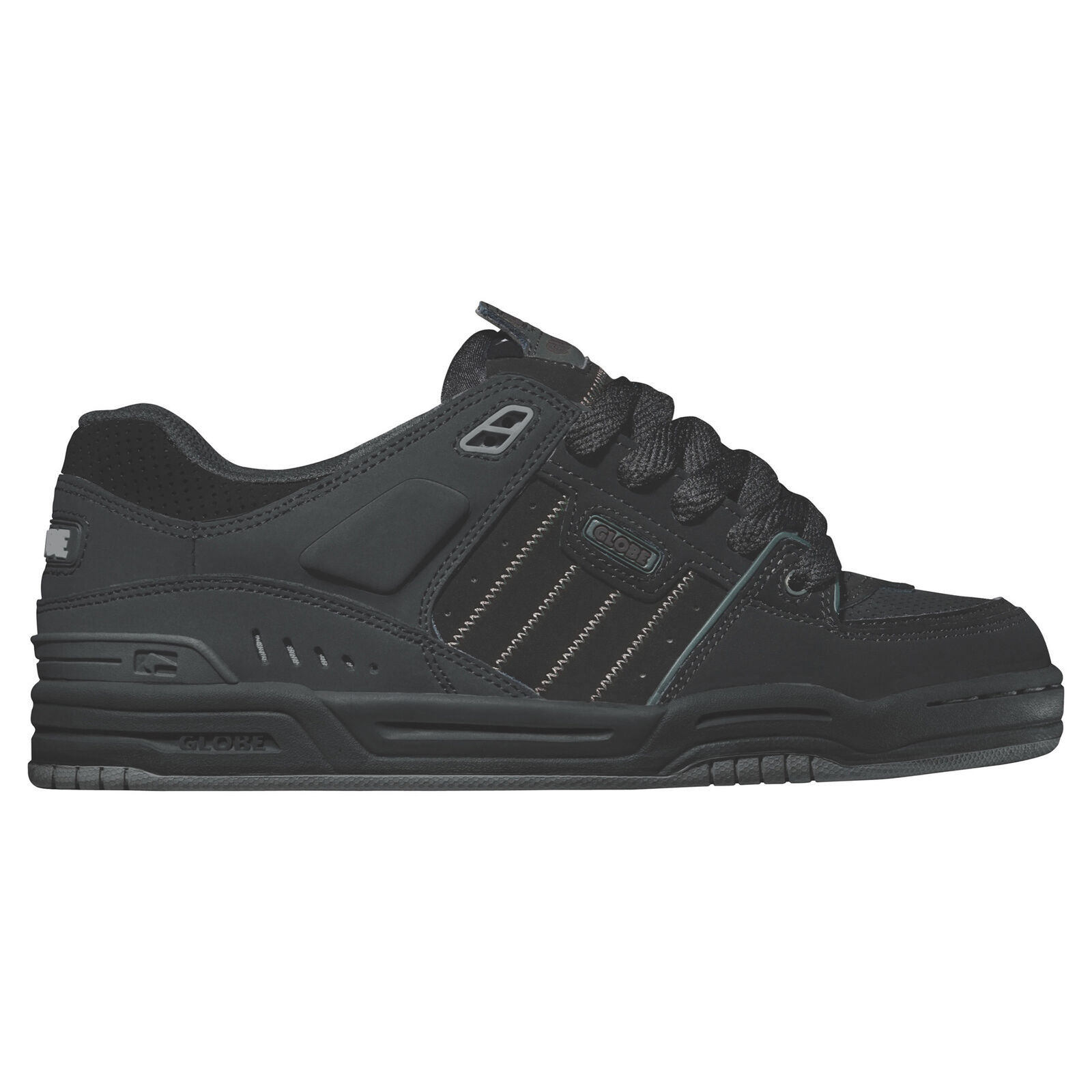 GLOBE NEW Mens Fusion Shoes Black/Night BNWT