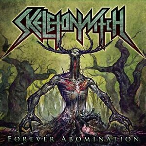 SKELETONWITCH-FOREVER-ABOMINATION-SPLATTER-VINYL-LP-NEW
