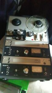 ROBERTS-990-REEL-TO-REEL-TAPE-DECK-RECORDER-with-TUBE-PREAMPS
