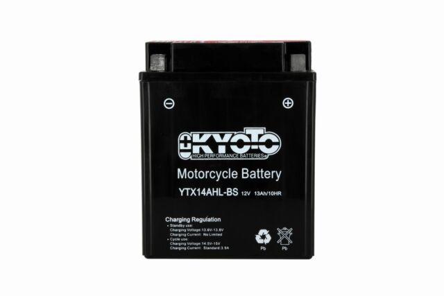 Batería Kyoto YTX14AH-LBS