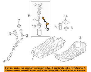 Amazing Kia Oem 05 06 Sorento Fuel Gauge Tank Float Level Sending Unit Wiring 101 Capemaxxcnl
