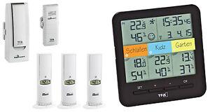 Klimahome-Tfa-30-3060-01-Special-Controle-Du-Climat-Thermo-Hygrometre-Meteo-Hub