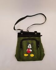 Disney MICKEY MOUSE Shoulder Or Cross Body Ladies Purse HandBag Tablet Bag 10×8""
