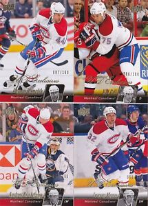 10-11-Upper-Deck-Andrei-Kostitsyn-100-UD-Exclusives-Canadiens-2010