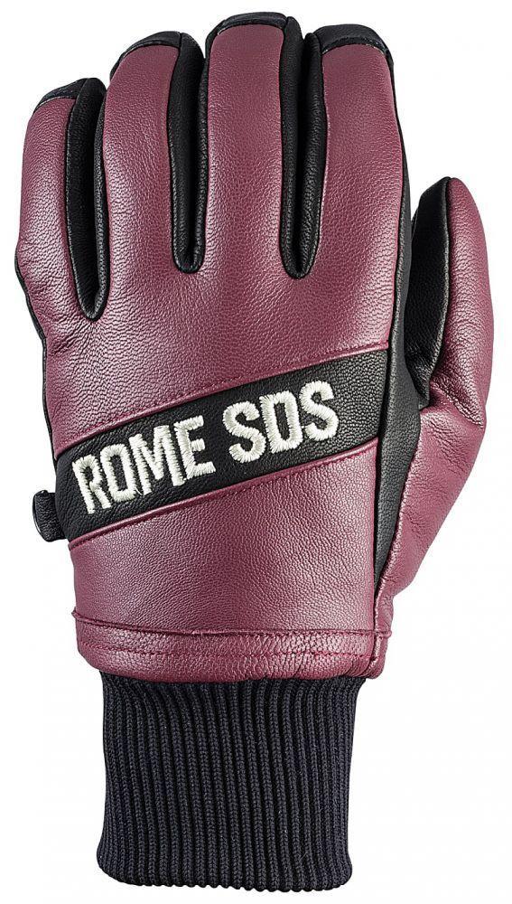 ROME Stable Glove lila M Snowboard Ski Handschuh