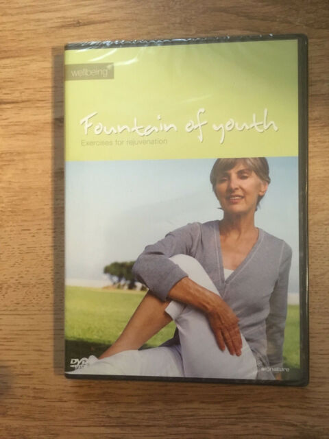 The Fountain Of Youth NEW DVD