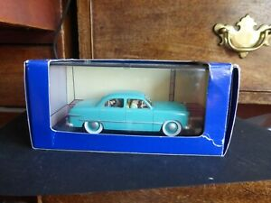 Tintin-The-Ford-Custom-from-Destination-Moon-No-49