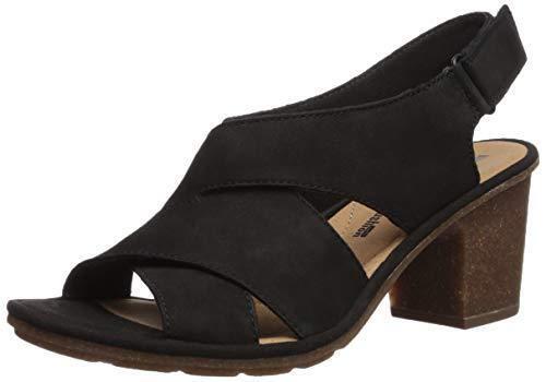 Clarks Clarks femme sashlin Nolte à talon sandale-Choix Taille couleur.