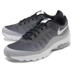 8d5d58d547 Nike Men's Air Max Invigor Print Black/White-Wolf Grey Running Shoes ...
