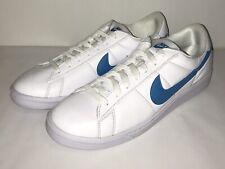 half off 5ea09 0cc4e item 7 Nike Men s Tennis Classic Low Shoes Sneakers White Blue Size 8.5  (312495-144) -Nike Men s Tennis Classic Low Shoes Sneakers White Blue Size  8.5 ...