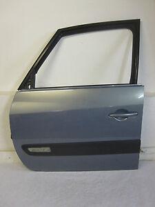 * Renault Espace 4 IV 2.2L dCi - Fahrertür Tür vorne links TED47 blau Türe * - Waldeck, Deutschland - * Renault Espace 4 IV 2.2L dCi - Fahrertür Tür vorne links TED47 blau Türe * - Waldeck, Deutschland