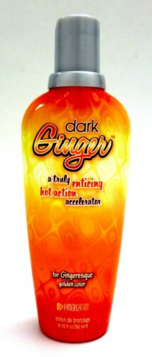 "SYNERGY ""DARK GINGER"" HOT ACTION ACCELERATOR LOTION, 8Z - NEW"