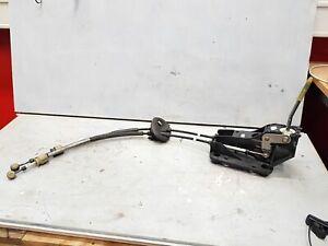 307CC-2-0-16V-Schaltbox-Schaltkulise-Schaltseile-Schalthebel-20DM43-Peugeot-307