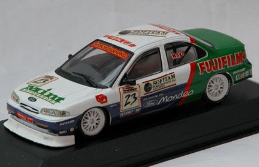 Minichamps code modèle 3 ford mondeo btcc touring car fuji film kaye 1 43rd échelle