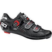Sidi Genius 5 Pro Road Cycling Shoes Carbon Black Eu 40