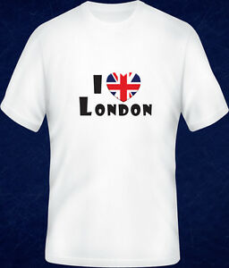 I-LOVE-ENGLAND-SCOTLAND-LONDON-UK-UnionJack-T-SHIRT-Short-Long-Sleeve