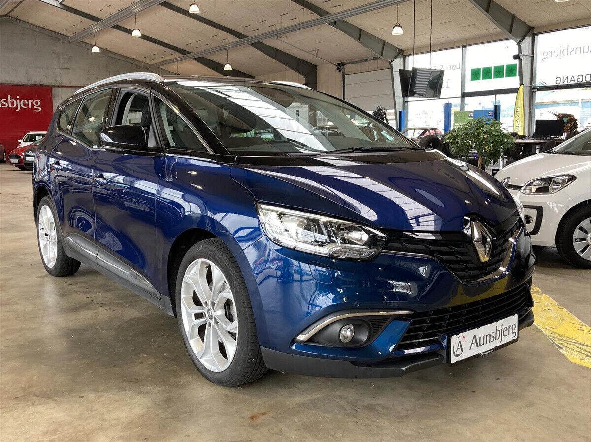 Renault Grand Scenic IV 1,5 dCi 110 Zen 5d - 209.500 kr.