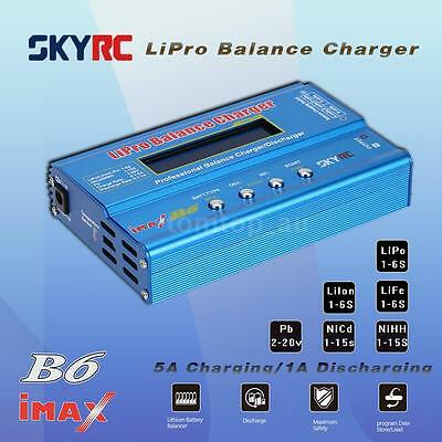 Hot Sale SKYRC iMAX B6 Multi-functional LiPro Balance Charger/Discharger W0W5