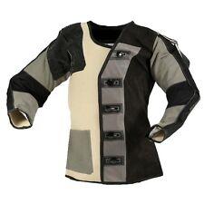 Target Shooting Sport Jacket Canvas & Amara Combination